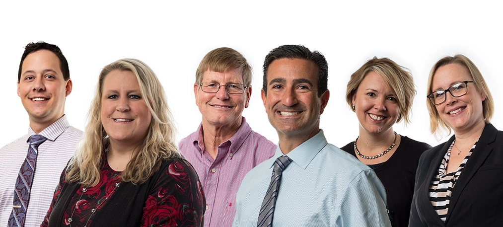 the staff at ICPR family practice